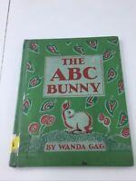 The ABC Bunny - Wanda Gag (Hardcover, 1933)