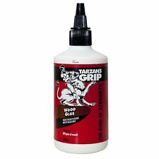 Tarzan's Grip PVA WOOD GLUE Ideal for Softwoods, Hardwoods, Plywood & MDF 250ml