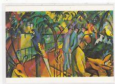 CP ART TABLEAU AUGUST MACKE Zoologischer Garten