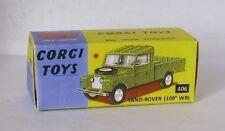 Repro Box Corgi Nr.406 Land Rover