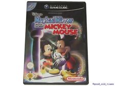 # MAGICAL MIRROR Staring MICKEY MOUSE (tedesco) Nintendo GameCube/GC gioco #