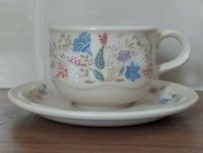 Poole Pottery Springtime tea cup and saucer in very good condition replacement