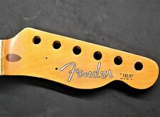 Early 70's '71 Vintage Fender 4 Screw Telecaster Original Tele Maple Guitar Neck