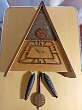 Vintage Soviet cuckoo clock. Mayak. They work great. 3