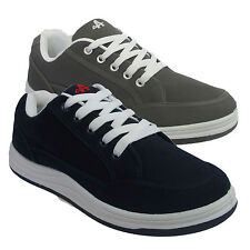 Unbranded Canvas Lace-up Casual Shoes for Men