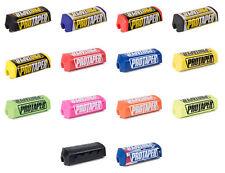 """Pro Taper 2.0 FAT BAR Pad -ALL COLORS- Square Bar Pad -  MX Offroad 1-1/8"""" Bar"""