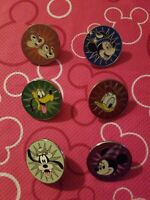 Disney *Magical Mystery Pins* Series 6 Set of 6