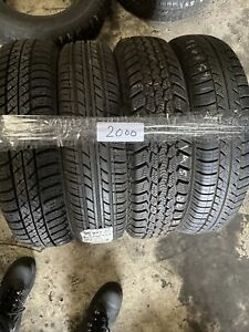 4x145 80 R13 Used different brands Tyres 7/6mm (2000 ) Free Fitting Available