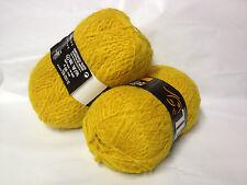 10 pelotes de laine fantaisie/ super douce/  fabriqué en france