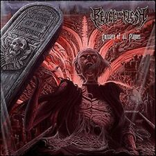 REVAL IN FLESH - EMISSARY OF ALL PLAGUES   CD NEUF