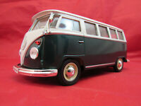 1963 VOLKSWAGEN CLASSICAL T1 BUS WELLY 22095WGN 1/24 DIECAST CAR