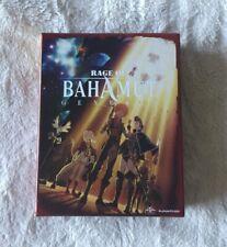 Rage of Bahamut Genesis (Blu-ray/DVD, 2016, 4-Disc Set, Limited Edition) Anime