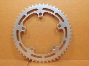 New-Old-Stock Shimano 600 (W-Cut) Chainring...50T / 130mm BCD (Early Generation)