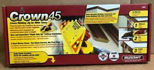 Milescraft Crown45 - Crown Molding Jig Tool for Miter Saws #1405 *