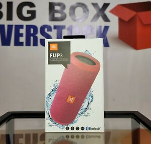 JBL Flip 3 Pink Wireless Portable Stereo Speaker - Factory Sealed / Price Drop