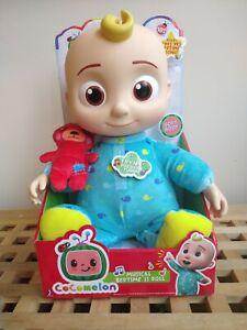 CoComelon Musical Bedtime JJ Doll  Brand New plush