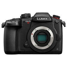Cámara Digital Panasonic Lumix DC-GH5S Mirrorles Cuerpo micro cuatro tercios
