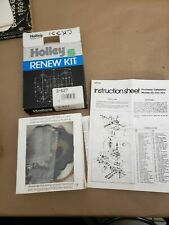 Holley Renew Carburetor Rebuild Kit 3-627 NOS