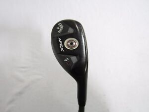 Used RH Callaway Apex 2016 20° 3 Hybrid Kuro Kage 80g Graphite Shaft S Flex