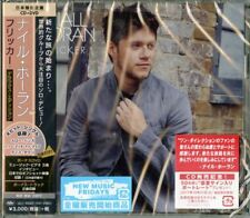 NIALL HORAN-FLICKER (Deluxe Edition)-JAPAN CD+DVD Ltd/Ed G88