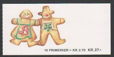 Norway - 1987, Christmas Booklet of 10 x 2k70 stamps - MNH - SG SB79