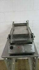 Star Pro-Max Commercial Panini Press Sandwich Grill 240 Volts 1 Phase Tested