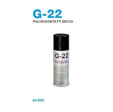 DUE-CI G-22 SPRAY SECCO PULISCI CONTATTI