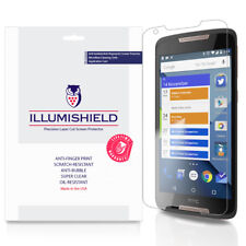 3x iLLumiShield Ultra Clear Screen Protector Cover for HTC Desire 828