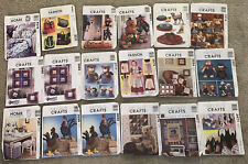 Lot Of 18 McCall's McCall Mc Call Sewing Patterns Art Craft