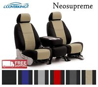 Coverking Custom Seat Covers Neosupreme Ford F-250 F-350 Super Duty-Choose Color