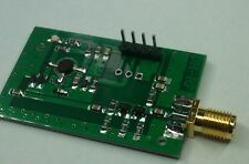12v RF voltage controlled oscillator frequency source broadband VCO 515MHz~1150M