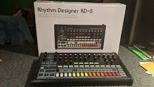 More details for behringer rd 8 drum machine