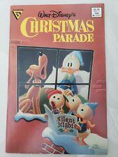 WALT DISNEY'S CHRISTMAS PARADE #1 (1988) GLADSTONE COMICS 100-PAGE GIANT-SIZE!