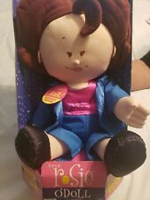 Tyco Rosie O'Donnell Talking Doll Signed By Rosie With Tags And In Box!