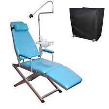Dental Standard Type-folding Chair Portable with Pull Rod Box GM-C005 lov