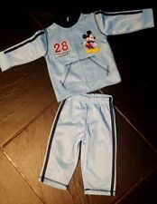 c03b9c5bd8e82 survêtement bébé garçon 12 mois Disney Mickey neuf