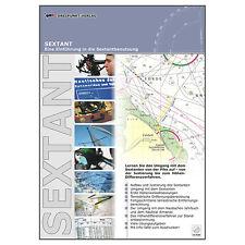 Lernsoftware Sextant - eine Einführung # Navigation Sterne Sonne Astronavigation