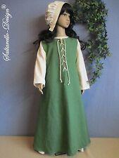 Kleid, Gewand, Leinen, Kinder, Mittelalter