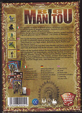 Big Manitou - What's Your Game Games - Board Game New / NIB!