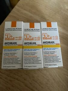 La Roche-Posay Anthelios Tinted Cream SPF50+ Ultra Resistant 3x 3ml Travel