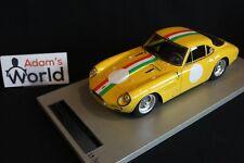 Tecnomodel Ferrari 250 GT Sperimentale 1:18 Bruxelles Autoshow 1962 (PJBB)