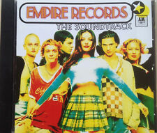 EMPIRE RECORDS - THE SOUNDTRACK - VARIOUS ARTISTS - CD - VERY GOOD CONDITION