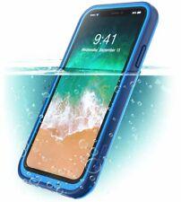 For iPhone X/Xs/Xs Max/8 Plus/7Plus/8/7 Waterproof Case i-Blason Full-body Cover