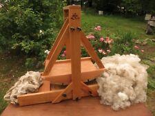 Wool Picker Beautiful Cherry Swing Picker ~Bam Fiber Works Original~