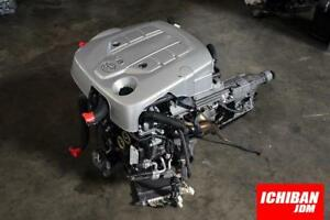 JDM LEXUS IS250 ENGINE V6 AUTO TRANS 2.5L V6 MOTOR 06 07 08 09 10 11 12 4GRFSE