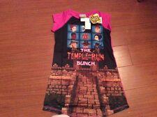 Girls Size 6X Temple Run Nightgown NWT