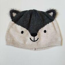 Gymboree Baby Animal Fox? Beanie Hat Size 12-24 Months Unisex