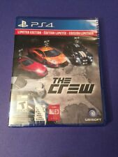The Crew *Limited Edition + Bonus DLC* (PS4) NEW