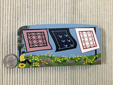 Shelia's Collectibles - Amish Quilt Line / Signed Artist Proof
