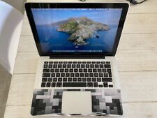 "Apple MacBook Pro 13"" fin 2011 8 GO RAM 256 GO SSD"